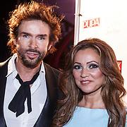 NLD/Amsterdam/20131111 - Beau Monde Awards 2013, Mari van der Ven en Tatjana Simic