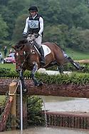 BALLADEER DURBAN HILLS ridden by Sarah Parkes at Bramham International Horse Trials 2016 at  at Bramham Park, Bramham, United Kingdom on 11 June 2016. Photo by Mark P Doherty.