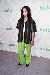 Zoe Kravitz at the 2019 Hulu Upfront in New York City.