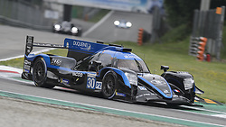 May 11, 2019 - Monza, MB, Italy - DUQUEINE ENGINEERING (Jamin, Ragues and Bradley) at Ascari chicane during Free Practice Session 2 of ELMS italian round in Monza. (Credit Image: © Riccardo Righetti/ZUMA Wire)