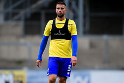 Max Ehmer of Bristol Rovers - Mandatory by-line: Ryan Hiscott/JMP - 28/08/2020 - FOOTBALL - Memorial Stadium - Bristol, England - Bristol Rovers v Cardiff City - Pre Season Friendly