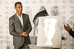 October 2, 2016 - Lisboa, Portugal - Lisbon, 10/02/2016 - Cristiano Ronaldo in Lisbon for the Inauguration of CR7 Pestana Hotel on Commerce Street, in downtown Lisbon. (Credit Image: © Atlantico Press via ZUMA Wire)