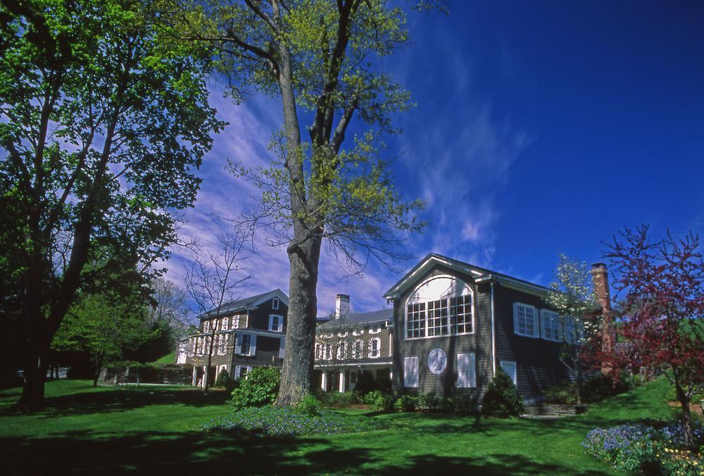 Historic Dorflinger Glass Museum and Dorflinger-Suydam Wildlife Santuary, White Mills, Lackawanna County, Pa