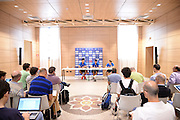 DESCRIZIONE: Torino 06/07/2016 <br /> Conferenza Stampa<br /> GIOCATORE: Danilo Gallinari Daniel Lorenzo Hackett<br /> CATEGORIA: Nazionale Italiana Italia Maschile Conferenza Stampa<br /> GARA: Conferenza Stampa<br /> DATA: 06/07/2016<br /> AUTORE: Agenzia Ciamillo-Castoria