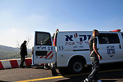 Zaka Ambulance. ZAKA, founded in 1995, is Israel's dominant non-governmental lifesaving, rescue and recovery organisation, with over 1500 volunteers, 34 ambulances and 162 motorcycles deployed around the country