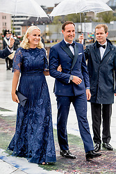 Royals attending banquet at the Opera House is Oslo, Norway, on May 10, 2017. The banquet is the Government's gift to the King and Queen to mark their 80th birthdays with King Harald and Queen Sonja, Prince Haakon and Crown Princess Mette-Marit, Princess Märtha Louise, Princess Astrid, H.M. Queen Margrethe II, Crown Prince Frederik and Crown Princess Mary, Prince Joachim and Princess Marie, King Carl XVI Gustaf and Queen Silvia, Crown Princess Victoria and Prince Daniel, Prince Carl Philip and Princess Sofian, Grand Duke Henri and and Grand Duchess Maria-Teresa Archduke, Duke Guillaume and Arvestor, Duchess Stéphanie H.F.H., First Albert II, King Willem-Alexander and Queen Maxima, Princess Beatrix of the Netherlands, Princess Mabel of Oranje-Nassau, King Philippe and Queen Mathilde. Photo by Robin Utrecht/ABACAPRESS.COM