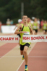 Falmouth Road Race: invitational mile, High School Boys winner Gallagher