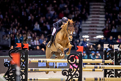 Vermeir Wilm, BEL, Gentiane de la Pomme<br /> Jumping International de Bordeaux 2020