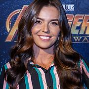 NLD/Amsterdam/20180425 - Première The Avengers: Infinity War, Laura Ponticorvo