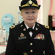 Benefit Women in the Military makeover 1/23/15