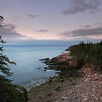 Monument Cove coastal fine art photography  are available as museum quality photography prints, canvas prints, acrylic prints or metal prints. Prints may be framed and matted to the individual liking and room decor needs:<br /> <br /> http://juergen-roth.artistwebsites.com/featured/monument-cove-maine-acadia-national-park-juergen-roth.html<br /> <br /> Beautiful seacoast photography of the granite shoreline at Monument Cove in Acadia National Park, Maine. Now available on canvas, acrylic, metal or standard fine art prints, framed, matted, print only.<br /> Acadia National Park is a National Park located in the U.S. state of Maine. It reserves much of Mount Desert Island, and associated smaller islands, off the Atlantic coast. Originally created as Lafayette National Park in 1919, the first National Park East of the Mississippi, it was renamed Acadia in 1929. The park is one of the most visited wildlife areas in the United States and a paradise for every photographer and outdoor enthusiast. The park loop road provides easy access to many of the iconic photography subjects, such as Monument Cove, The Beehive, Sand Beach, Jordan Pond and the Bubbles, Bubble Pond, Otter Cliff to name only a few. The carriage roads and hiking trails provide further access to more remote locations where the park continues to inspire and unfolds its full magic. It is a heaven for macro, seascape, and landscape photography that makes for great wall art decoration. Especially sunrise and the light of the golden hours paint the sky in beautiful blue and orange and brings out the beauty of the pink granite rocks.<br /> <br /> Good light and happy photo making!<br /> <br /> My best,<br /> <br /> Juergen<br /> Art Prints: www.RothGalleries.com<br /> Image Licensing: www.ExploringTheLight.com<br /> Photo Blog: http://whereintheworldisjuergen.blogspot.com<br /> @NatureFineArt<br /> https://www.facebook.com/naturefineart