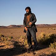 Beaucoup de bergers nomades sont devenu spécialistes en matière de météorite.