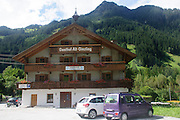 Ginzling, Tyrol, Austria Guesthouse