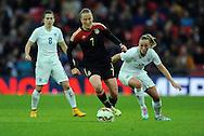 Melanie Behringer of Germany Women<br /> - Womens International Football - England vs Germany - Wembley Stadium - London, England - 23rdNovember 2014  - Picture Robin Parker/Sportimage