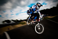 #176 (SPANNINGA Kevin) NED at the UCI BMX Supercross World Cup in Papendal, Netherlands.