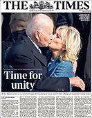 January 21, 2021 (UK): Front-page: Today's Newspapers In United Kingdom