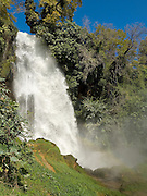 Edessa (or Edhessa) waterfall, Macedonia, Greece