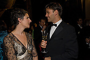 TAMSIN GREIG; JOE MILSON, The Royal Shakespeare Company (Stratford) fundraising dinner and auction to benefit company's Artists' Development Programme. Lawrence Hall, Greycoat St. London. 28 October 2008 *** Local Caption *** -DO NOT ARCHIVE-© Copyright Photograph by Dafydd Jones. 248 Clapham Rd. London SW9 0PZ. Tel 0207 820 0771. www.dafjones.com.