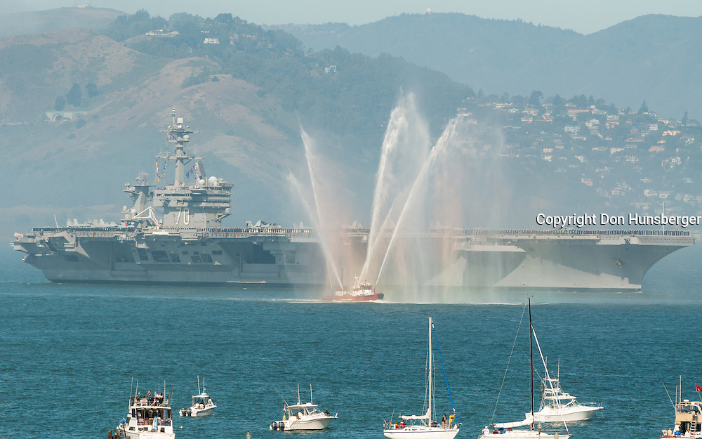 Fleet Week 2011, San Francisco, US Navy, USS Carl Vinson