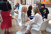 ALISON GOLDFRAPP; LISA GUNNING; , Royal Academy Summer Exhibition 2009 preview party. royal academy of arts. Piccadilly. London. 3 June 2009.