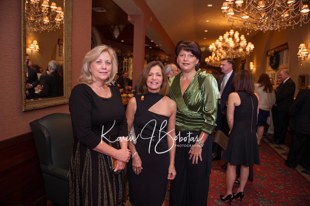 Napoli Awards Dinner at Church Landing.  ©2016 Karen Bobotas Photographer