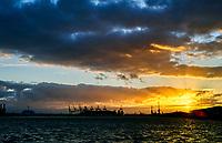 Sunset Southampton photo by Michael Palmer