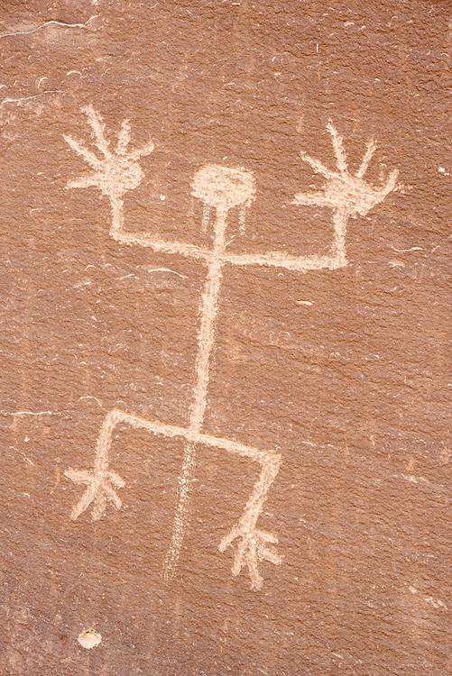 Petroglyphs, Bears Ears National Monument, Utah.