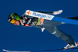 Timi Zajc (SLO) during the Trial Round of the Ski Flying Hill Individual Competition at Day 1 of FIS Ski Jumping World Cup Final 2019, on March 21, 2019 in Planica, Slovenia. Photo by Matic Ritonja / Sportida