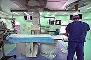 Nederland, Arnhem, 26-6-2015Verschillende scanners en apparaten van Philips  in het Rijnstaete Ziekenhuis. Hybride OK voor katheterisatie.Foto: Flip Franssen/Hollandse Hoogte