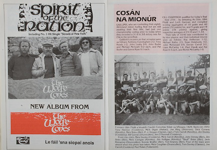 All Ireland Senior Hurling Championship - Final,.Galway v Offaly, .06.09.1981, 09.06.1981, 6th September 1981,.Offaly 2-12, Galway 0-15,.06091981AISHCF,..The Wolfetones,