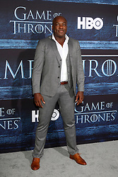 DeObia Oparei at the Game of Thrones Season 6 Premiere Screening at the TCL Chinese Theater IMAX on April 10, 2016 in Los Angeles, CA. EXPA Pictures © 2016, PhotoCredit: EXPA/ Photoshot/ Kerry Wayne<br /> <br /> *****ATTENTION - for AUT, SLO, CRO, SRB, BIH, MAZ, SUI only*****