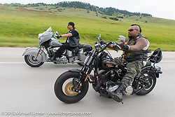 75th Annual Sturgis Black Hills Motorcycle Rally.  SD, USA.  August 4, 2015.  Photography ©2015 Michael Lichter.