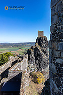 Trosky Castle in Liberec Region of the Czech Republic