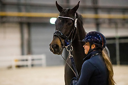 De Koeyer Jasmien, BEL, Esperanza<br /> The Dutch Masters 2020<br /> © Hippo Foto - Sharon Vandeput<br /> 12/03/20