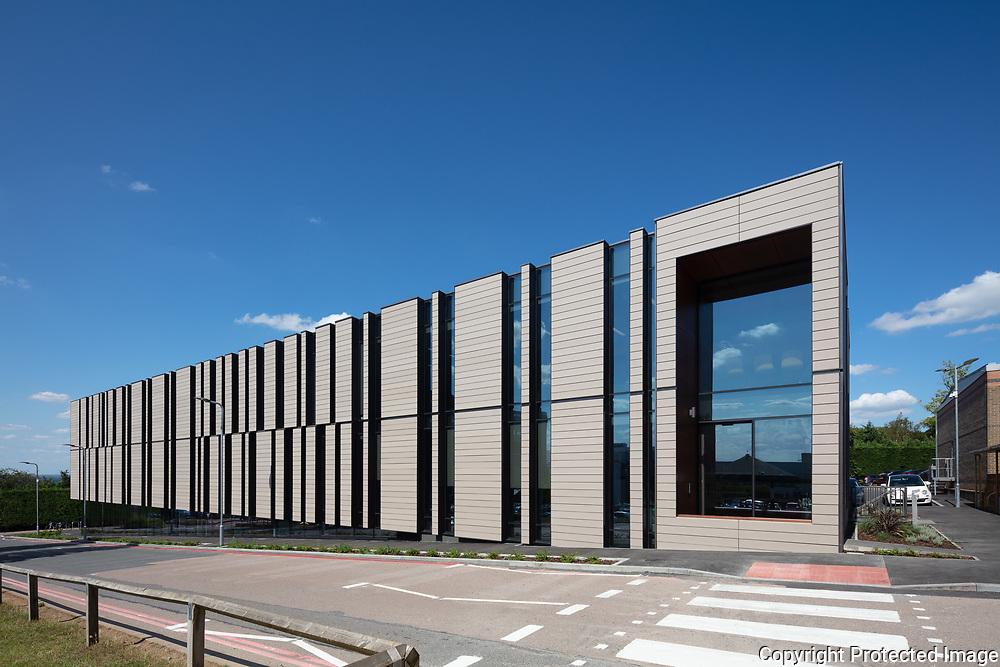 Wolfson Building, University of Oxford. Architects: FJMT Studio