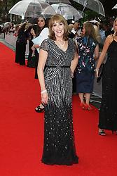 Phyllis Logan, BAFTA Celebrates Downton Abbey, Richmond Theatre, London UK, 11 August 2015, Photo by Richard Goldschmidt /LNP © London News Pictures.