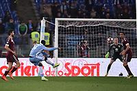 Gol Keita Balde Lazio 2-1 Goal celebration <br /> Roma 13-03-2017 Stadio Olimpico Football Calcio Serie A 2016/2017 Lazio - Torino Foto Andrea Staccioli / Insidefoto
