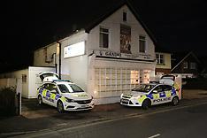 Murder Gandhi Restaurant on Hayling Island