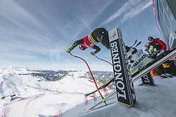 09.01.2020, Keelberloch Rennstrecke, Altenmark, AUT, FIS Weltcup Ski Alpin, Abfahrt, Damen, 1. Training, im Bild Alice Mckennis (USA) // Alice Mckennis of the USA in action during her 1st training run for the women's Downhill of FIS ski alpine world cup at the Keelberloch Rennstrecke in Altenmark, Austria on 2020/01/09. EXPA Pictures © 2020, PhotoCredit: EXPA/ Johann Groder