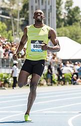 adidas Grand Prix Diamond League Track & Field: mens 200m, Usain Bolt, Jamaica, Puma