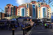 Stamford Bridge, Chelsea Football Club's ground, Fulham, London SW6