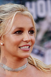 July 22, 2019 - Los Angeles, CA, USA - LOS ANGELES - JUL 22:  Britney Spears at the ''Once Upon a Time in Hollywood'' Premiere at the TCL Chinese Theater IMAX on July 22, 2019 in Los Angeles, CA (Credit Image: © Kay Blake/ZUMA Wire)