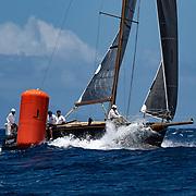 J-aguar at Antigua Sailing Week