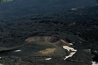 "Old Cones in the ""Vallé del Bove"", eastern part of the Etna Volcano, Sicily, Explosion, Stromboli, Etna, Italy"