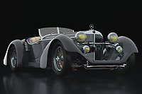 The Mercedes-Benz SSK-710 from 1930 dates from the beginning of what we call the modern car industry. With this Mercedes-Benz SSK-710 from 1930 Mercedes had a small but wealthy clientele who were the founders of the name and fame of Mercedes.<br />
