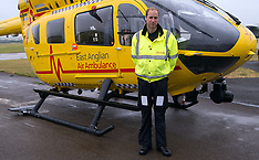 Duke of Cambridge Air Ambulance - 27 July 2017