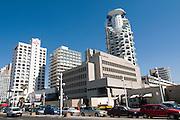 Israel, Tel Aviv. The American Embassy February 2008