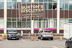 Covid outbreak at Burton Biscuits,  Edinburgh, 19 February 2021