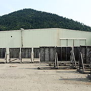 The old Spalding Mill on Spalding Avenue is shuttered now. Since federal timber payments have ceased in Josephine County and other parts of Southwest Oregon, the tax-base has shrunk. In Grants Pass, the county seat, shoplifting and other property crime are up, and law enforcement personnel numbers are down.