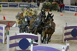 Duen Reiner<br /> CSI-W Bordeaux 2003<br /> Photo © Dirk Caremans